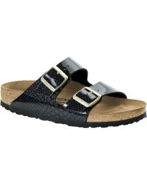 Birkenstock Classic Arizona - Magic Snake Black