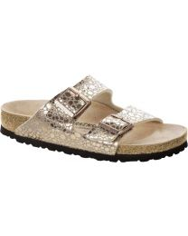 Birkenstock Classic Arizona - Metallic Stones Copper