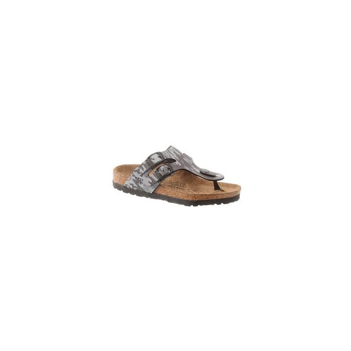 designer fashion reputable site buy Birkenstock Kids - Milos - Little Camouflage Black