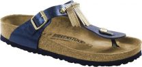 Birkenstock Classic Gizeh - Fringe Graceful Sea