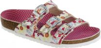 Birkenstock Kids Florida - Circus Flower White