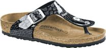 Birkenstock Kids Gizeh - Magic Snake Black