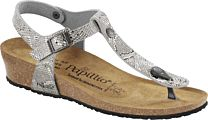 Birkenstock Papillio Ashley - Royal Python Gray