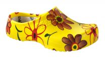 Birkenstock Professional Super Birki - Yellow Flower