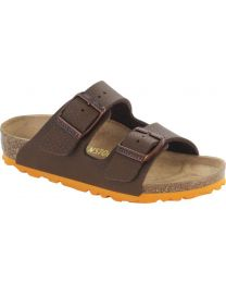 Birkenstock Kids Arizona - Desert Soil Brown