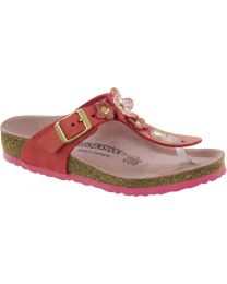 Birkenstock Kids Gizeh - Flowers Tea Rose