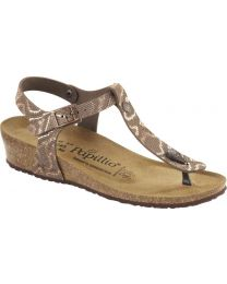 Birkenstock Papillio Ashley - Royal Python Brown